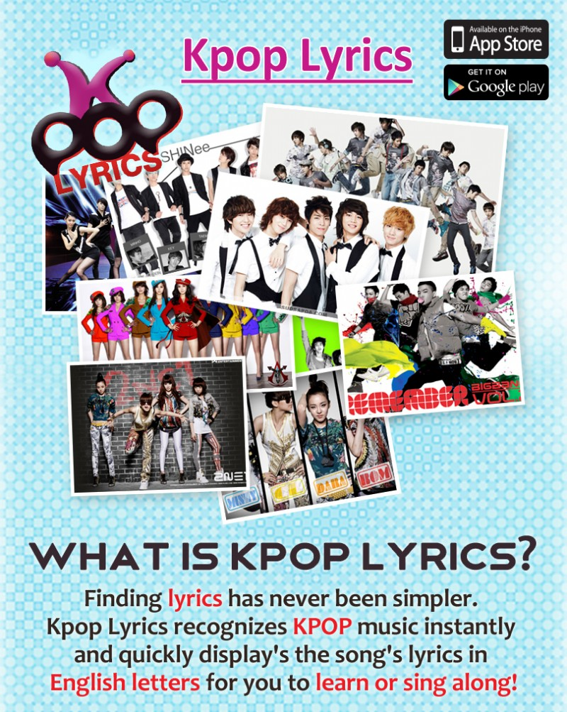 Kpop Lyrics App