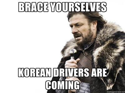 Getting Your Korean Driver's License