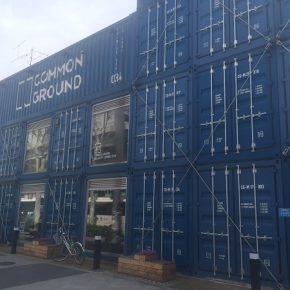 Common Ground Pop Up Mall in Seoul